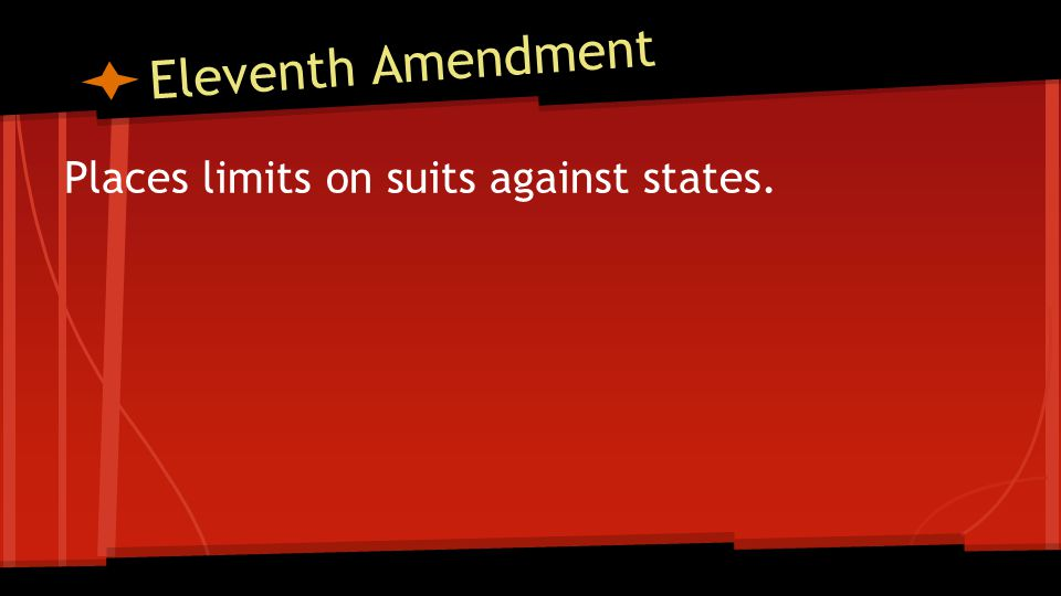 Twelfth Amendment Revises procedures for electing president and vice president [Top two vs. Ticket]